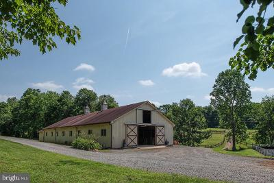 Culpeper County Farm For Sale: 2437 Funny Farm Road