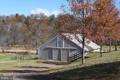 Culpeper County Farm For Sale: 7541 Eggbornsville Road