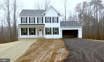 Culpeper County Single Family Home For Sale: 10089 Churchside Lane
