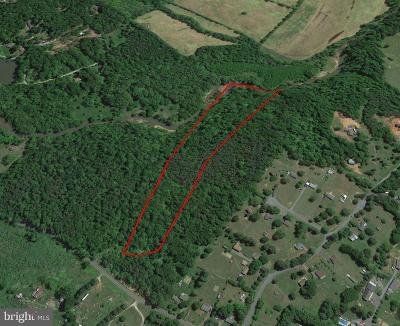 Culpeper County Residential Lots & Land For Sale: Eggbornsville