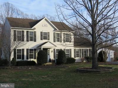 Culpeper County Single Family Home For Sale: 16117 Bellevue Drive