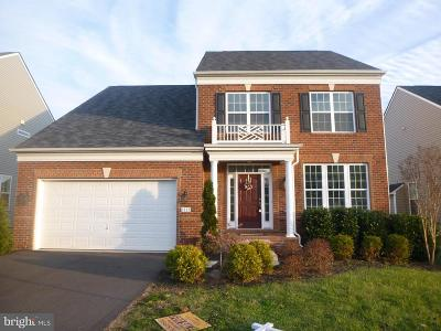 Culpeper Single Family Home For Sale: 1813 Magnolia Circle
