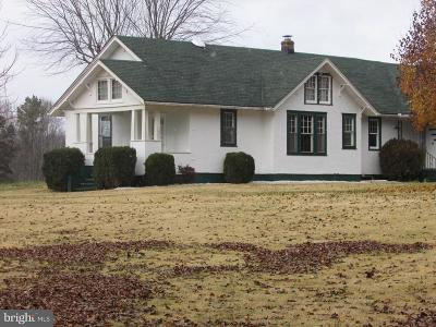 Culpeper County Single Family Home For Sale: 9309 Old Turnpike