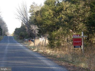 Culpeper Residential Lots & Land For Sale: Lot 2 Raccoon Ford Road