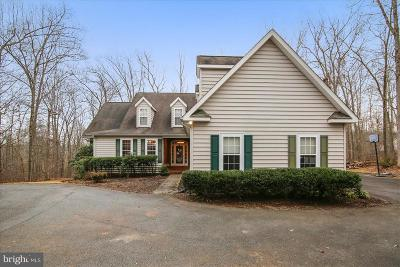 Culpeper Single Family Home For Sale: 15195 Norman Road