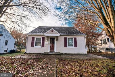 Culpeper County Single Family Home For Sale: 311 W Park Avenue