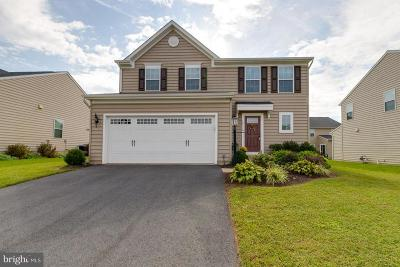 Culpeper Single Family Home For Sale: 12112 Majestic Place