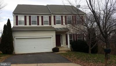 Culpeper Rental For Rent: 627 Holly Crest Drive
