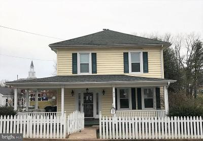 Culpeper County Single Family Home For Sale: 215 W Culpeper Street