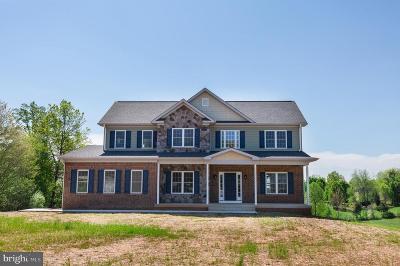 Culpeper County Single Family Home For Sale: 6070 Boston Ridge Court NE