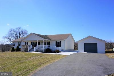 Culpeper County Single Family Home For Sale: 16564 Reva Road