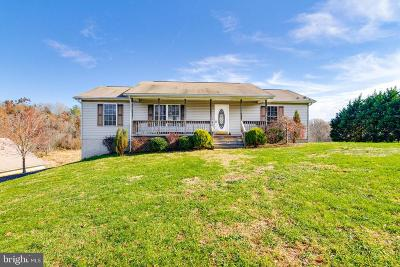 Culpeper County Single Family Home For Sale: 7541 Eggbornsville