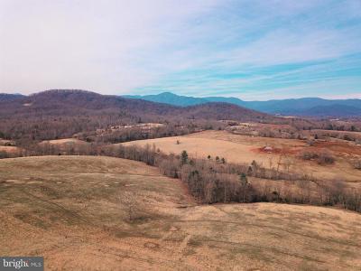 Culpeper County Farm For Sale: 2651 Emerald Hill