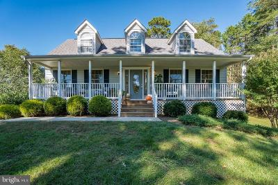 Culpeper County Single Family Home Active Under Contract: 16453 Waterloo Road
