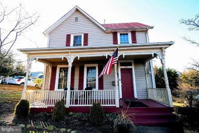 Culpeper Single Family Home For Sale: 306 S Blue Ridge Avenue