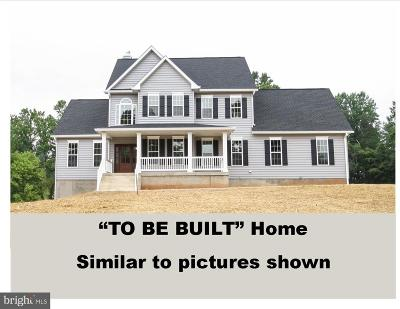 Culpeper Single Family Home For Sale: O Deer Ridge