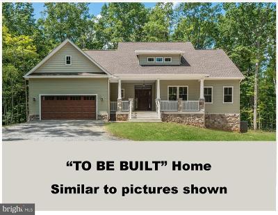 Culpeper County Single Family Home For Sale: Chad Way