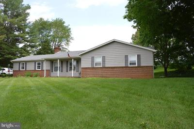 Culpeper County Single Family Home For Sale: 19203 Sycamore Lane