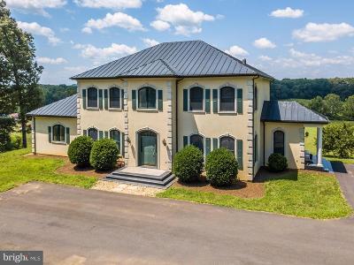 Culpeper County Single Family Home For Sale: 5442 Ellett Lane