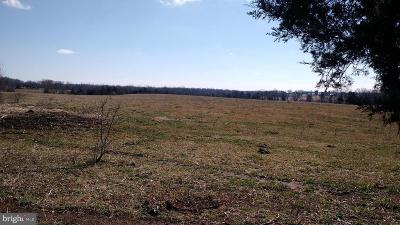Culpeper County Residential Lots & Land For Sale: Poor Farm Road