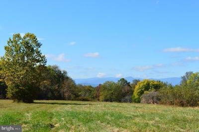 Culpeper County Residential Lots & Land For Sale: 9518 Sperryville Pike