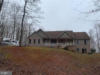 Culpeper County Single Family Home For Sale: 17006 Black Oak Drive