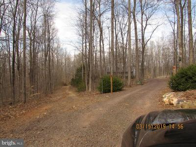 Culpeper County Residential Lots & Land For Sale: Black Oak Drive