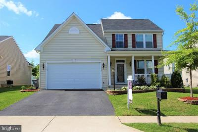 Culpeper County Single Family Home For Sale: 12122 Majestic Place