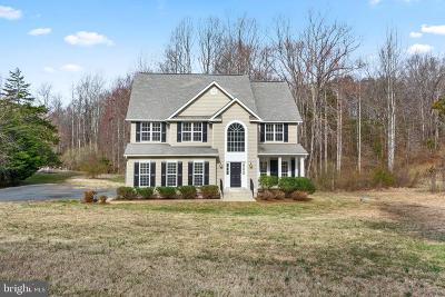 Stafford County, Caroline County, King George County, Culpeper County, Orange County Single Family Home For Sale: 12256 Old Stillhouse Road