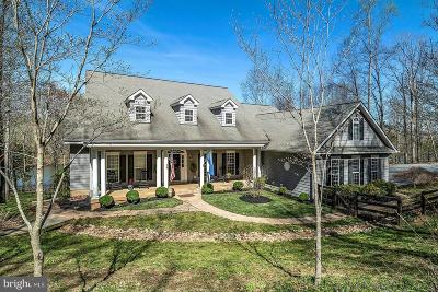 Culpeper County Single Family Home For Sale: 15241 Ryland Chapel Road