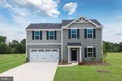 Culpeper Single Family Home For Sale: 0003 Crepe Myrtle Lane