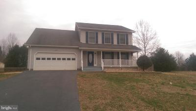 Culpeper Single Family Home For Sale: 13545 Windmill Way