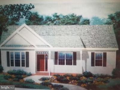 Culpeper County Single Family Home For Sale: 4a2 Korea Road