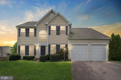 Culpeper Single Family Home Active Under Contract: 2280 Walnut Branch Drive