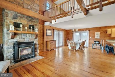 Culpeper County Single Family Home For Sale: 4612 Holly Springs Road