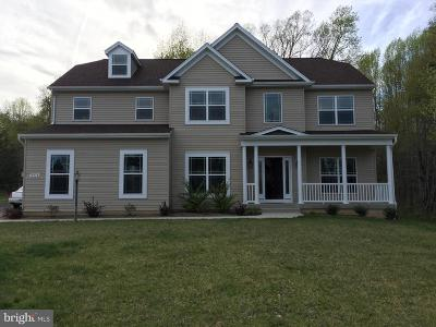 Culpeper County Single Family Home For Sale: 17474 Mineral Way