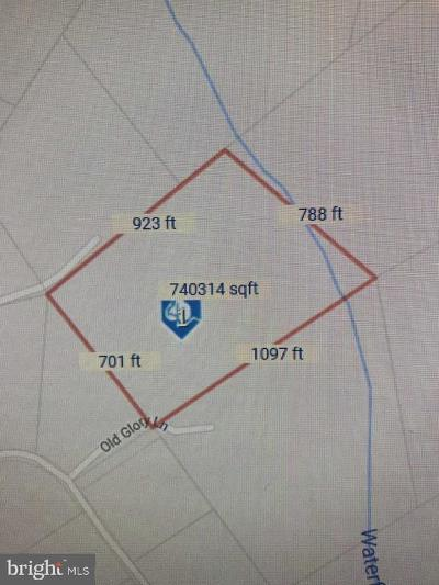 Residential Lots & Land For Sale: Old Glory Ln