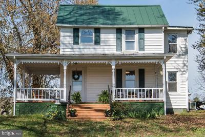 Culpeper County Single Family Home For Sale: 206 Gardner Street