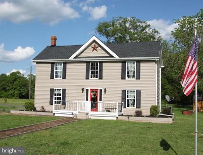 Culpeper County Single Family Home For Sale: 15205 Stevensburg Road
