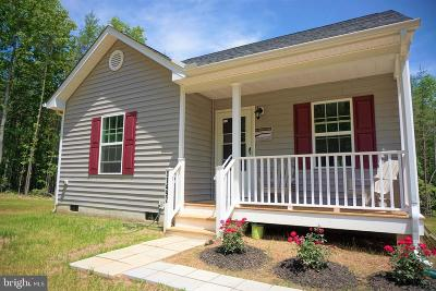 Culpeper County Single Family Home For Sale: 11497 Alum Springs Road