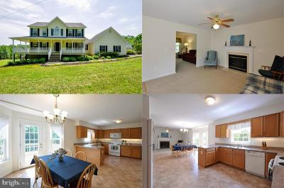 Culpeper County Single Family Home For Sale: 12063 Obannons Mill Road