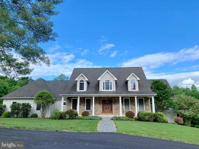 Culpeper County Single Family Home For Sale: 15577 Sheads Mountain Road