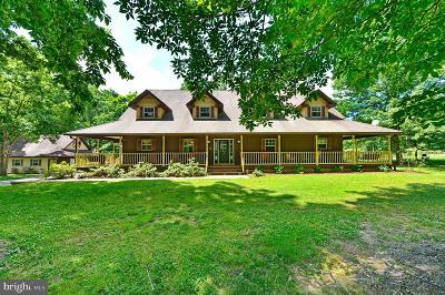 Culpeper Single Family Home For Sale: 7394 Troiano Drive