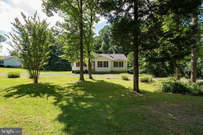 Culpeper County Single Family Home For Sale: 21278 Jacobs Ford