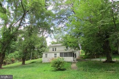 Culpeper County Single Family Home For Sale: 5223 Emmanuel Lane