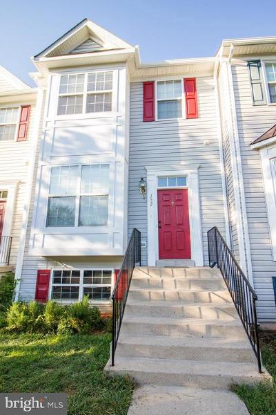 Culpeper County Townhouse For Sale: 352 Snyder