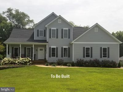 Culpeper County Single Family Home For Sale: Lot 4a2 Korea