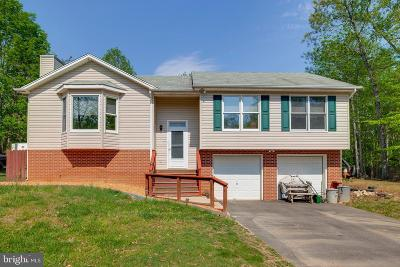 Culpeper County Single Family Home For Sale: 4083 Running Quail Trail