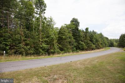 Culpeper County Residential Lots & Land For Sale: Dutch Hollow Road