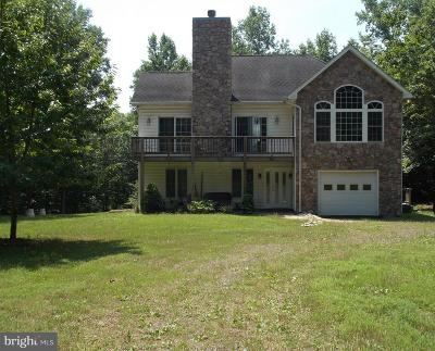 Culpeper County Single Family Home For Sale: 13156 Willow Woods Lane